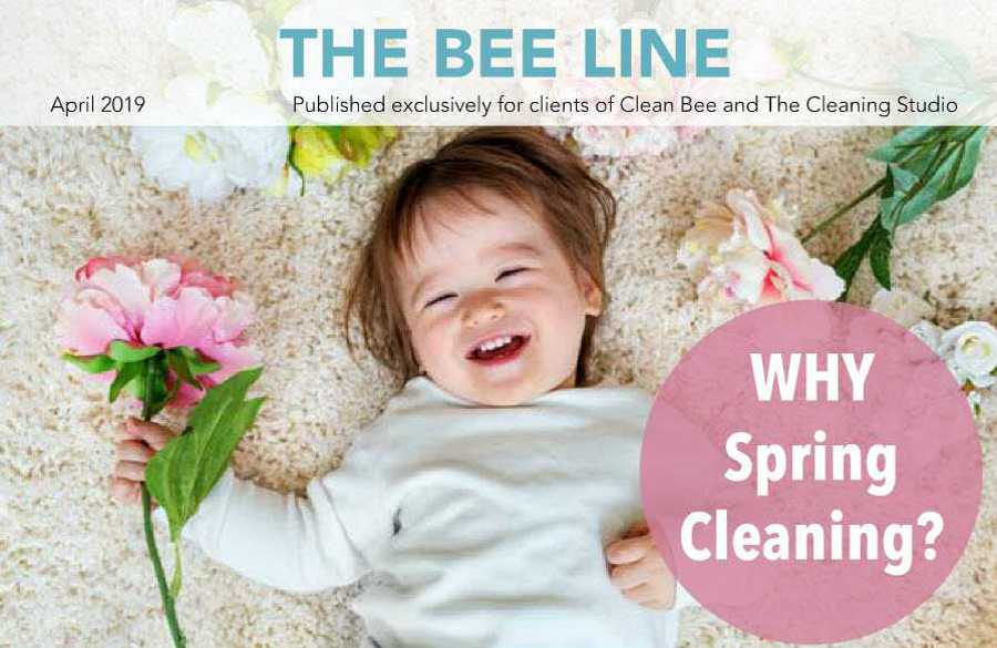 Clean Bee Newsletter April 2019