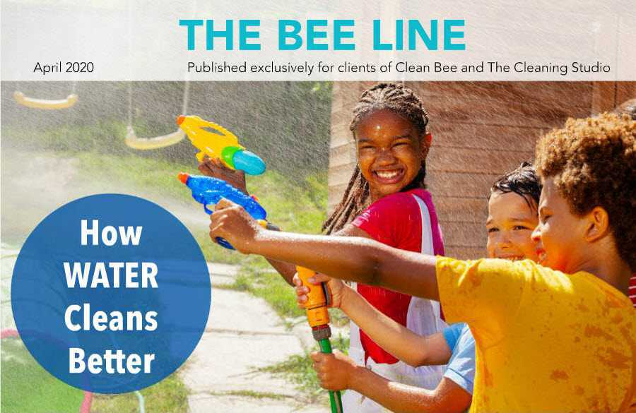Clean Bee Newsletter April 2020