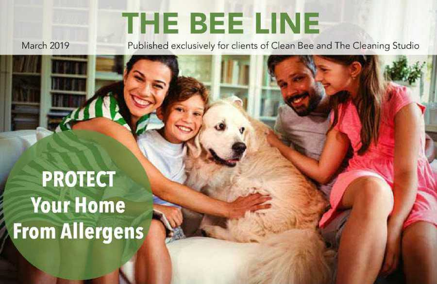 Clean Bee Newsletter March 2019