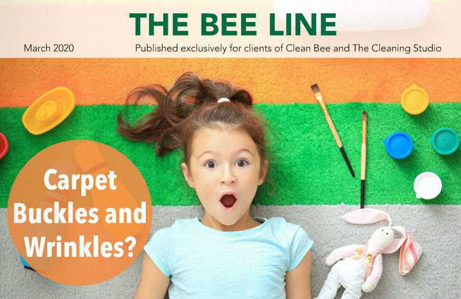 Clean Bee Newsletter March 2020