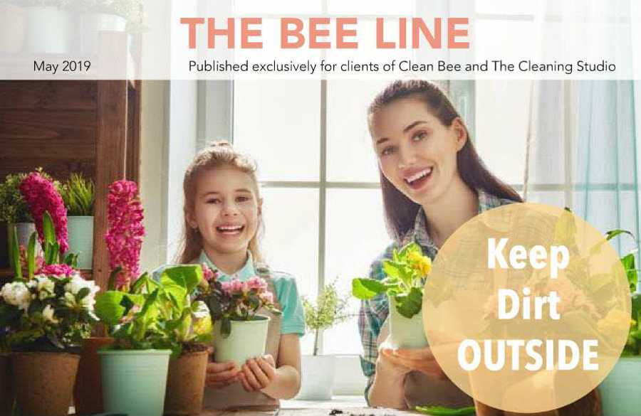 Clean Bee Newsletter May 2019