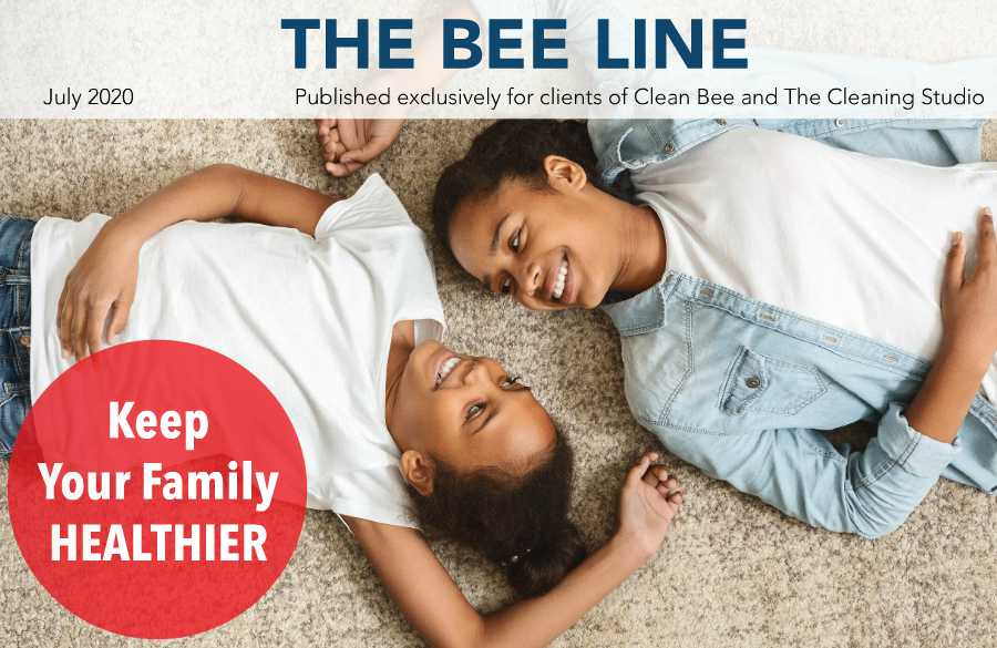Clean Bee Newsletter July 2020