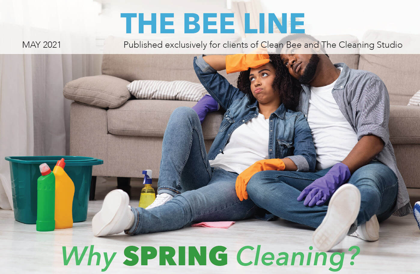 Clean Bee March Newsletter