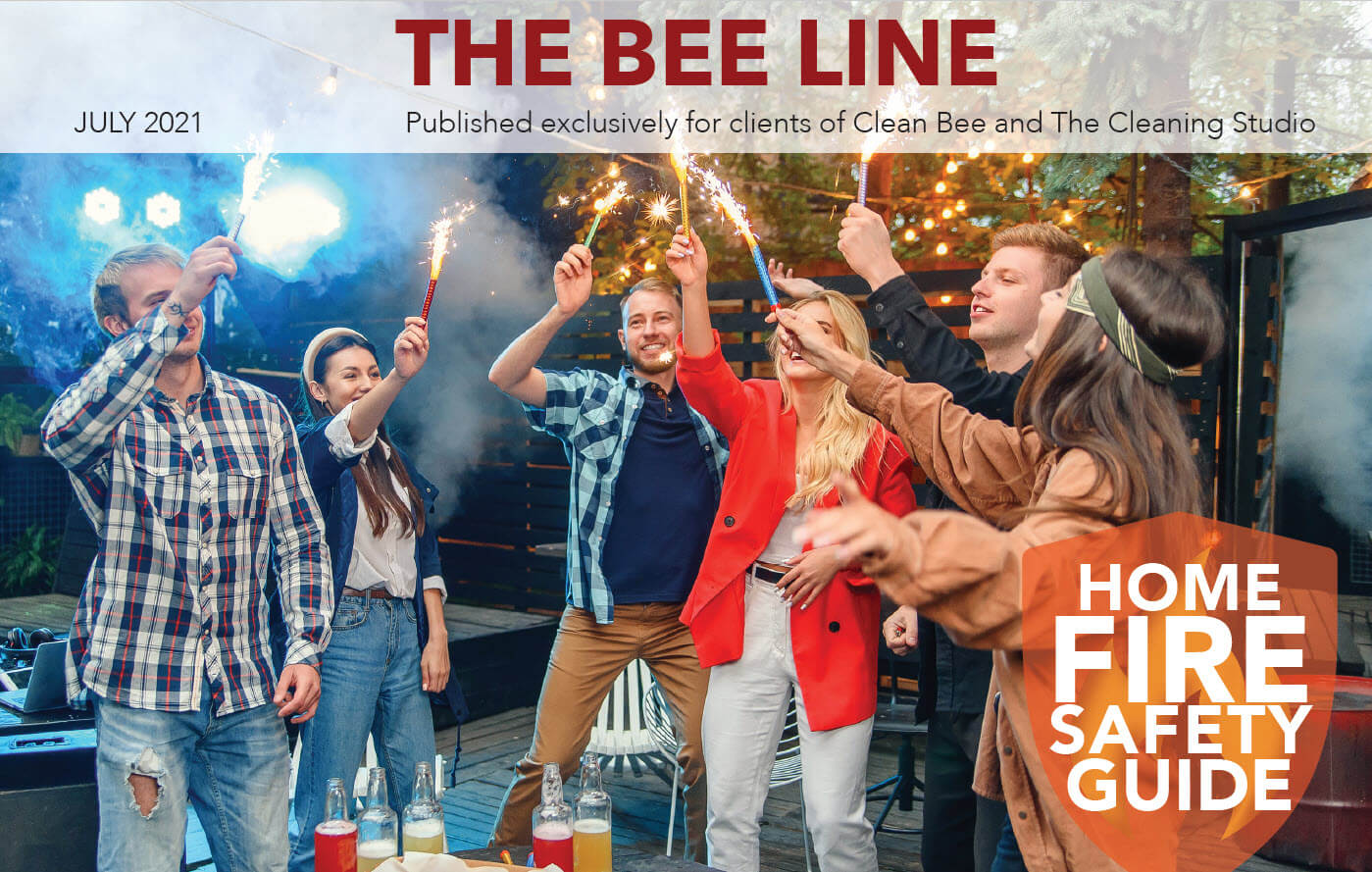 June The Bee Line Cover
